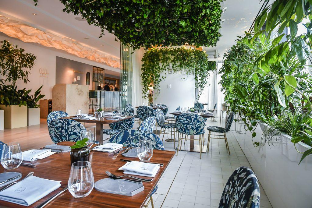 The Fairmont Pacific Rim The Botanist Restaurant
